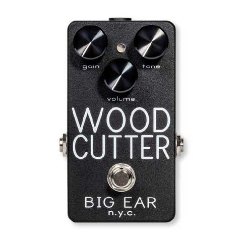 Big Ear NYC Woodcutter Distortion