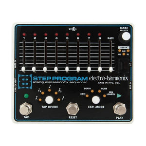 Electro-Harmonix 8-Step Program Expression Sequencer