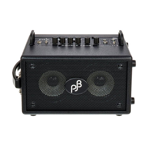Phil Jones Bass BG-75 Double Four Bass Combo Amp, Black