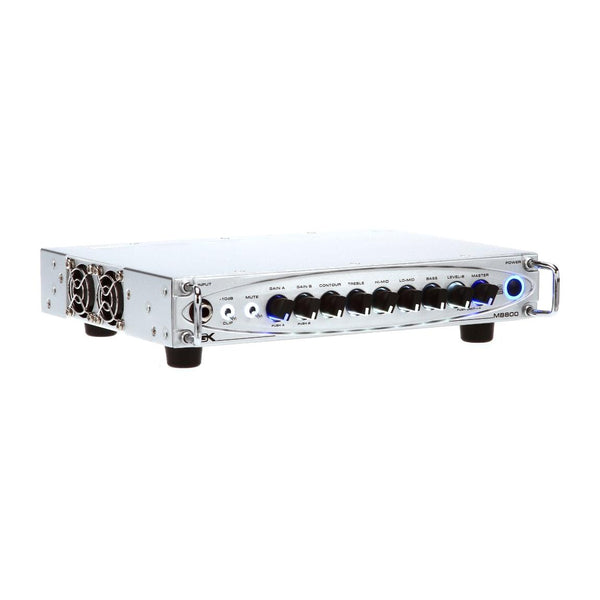 Gallien-Krueger MB-800 800 Watt Ultra Light Bass Head