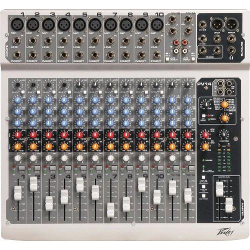 Peavey PV14 Compact 14 Channel Mixer