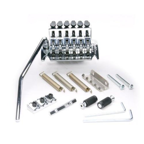Floyd Rose FRTS1000R3 Floyd Rose Special Series Tremolo Bridge w/ R3C Nut Chrome