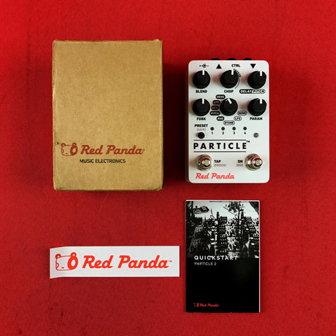 [USED] Red Panda Particle Delay/Pitch Shifter