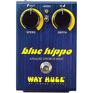 Way Huge Blue Hippo Limited Edition Analog Chorus