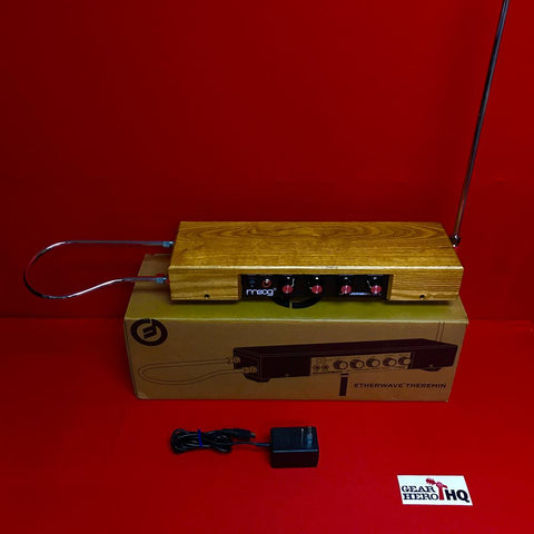 [USED] Moog Etherwave Theremin Standard Ash