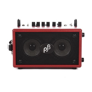 Phil Jones BG-75R Bass Double Four 70W Bass Combo Amp, Red
