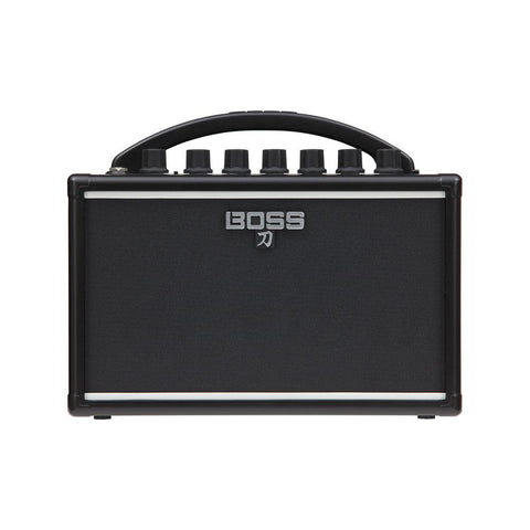 Boss KTN-MINI Katana Mini Compact Battery Powered Guitar Amplifier