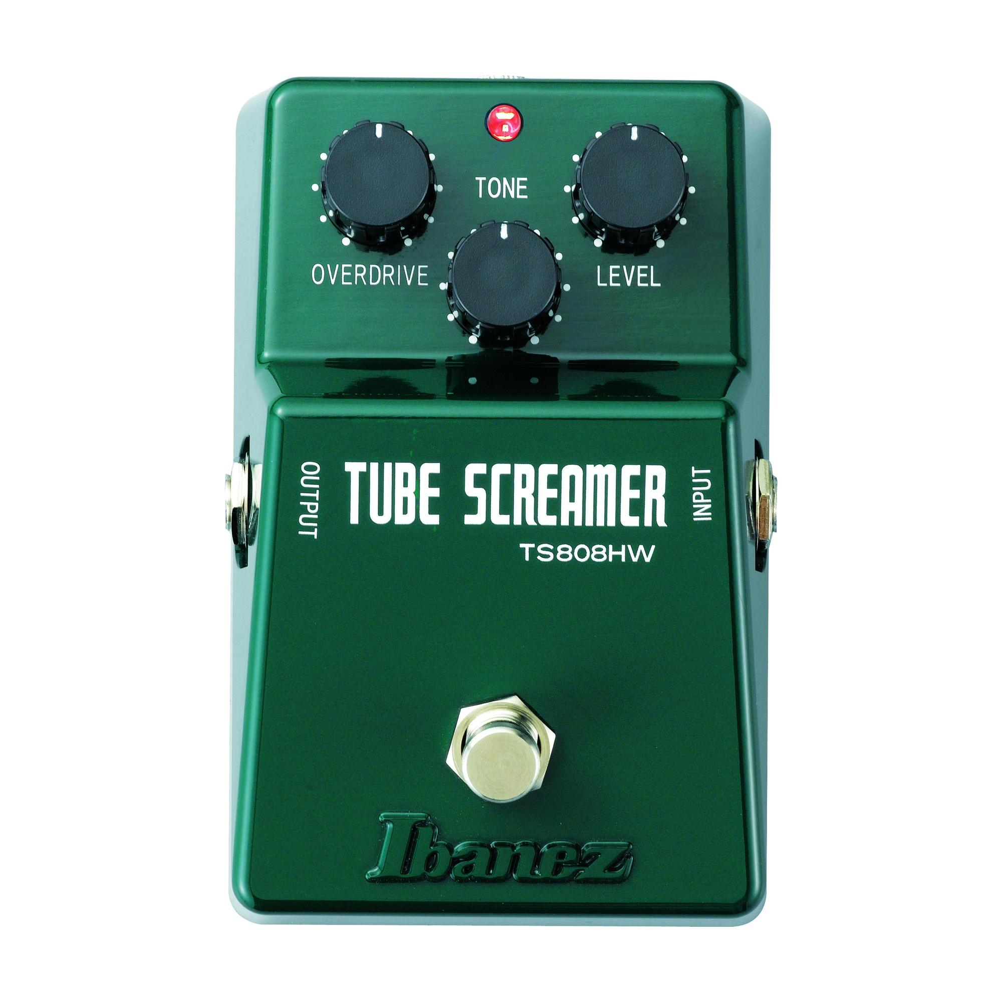 Ibanez TS808HW Hand-Wired Tube Screamer Distortion