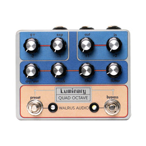 Walrus Audio Luminary Quad Octave V2 (Black Friday Limited Edition 2018)