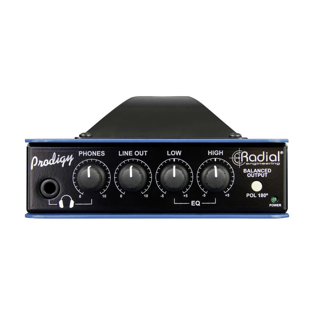 Radial Headload Prodigy V8 8-ohm Speaker Load Box w/DI and EQ