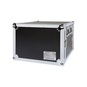 Roland RRC-8SP Black Series 8 Space Rackmount Road Case