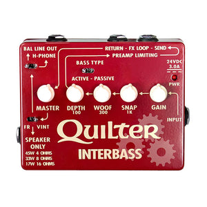 Quilter Labs InterBass Bass Head