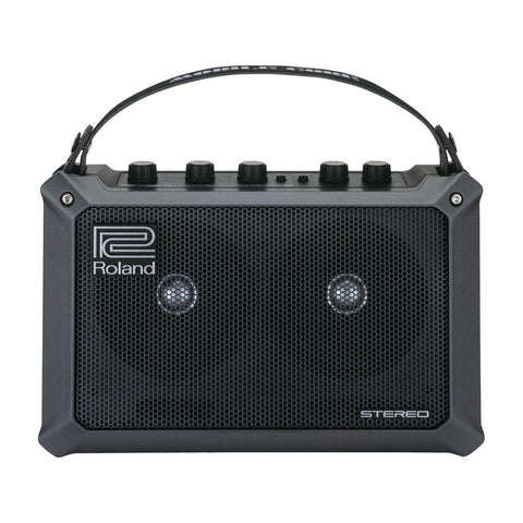 Roland MOBILE-CUBE Battery Powered Stereo Amplifier