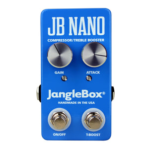Janglebox JB Nano Compressor Treble Boost