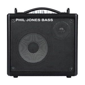 Phil Jones Micro 7 50W 1x7 Bass Combo w/Tweeter