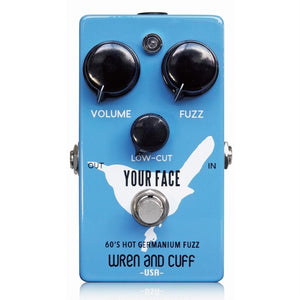 Wren and Cuff Your Face 60s Fuzz