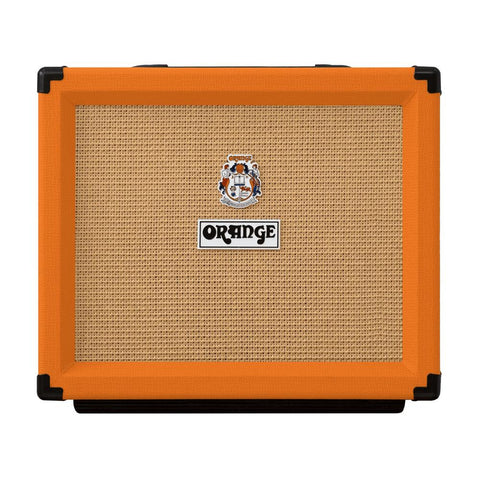 "Orange Rocker 15 1x10"" 15-watt Tube Combo - Orange"