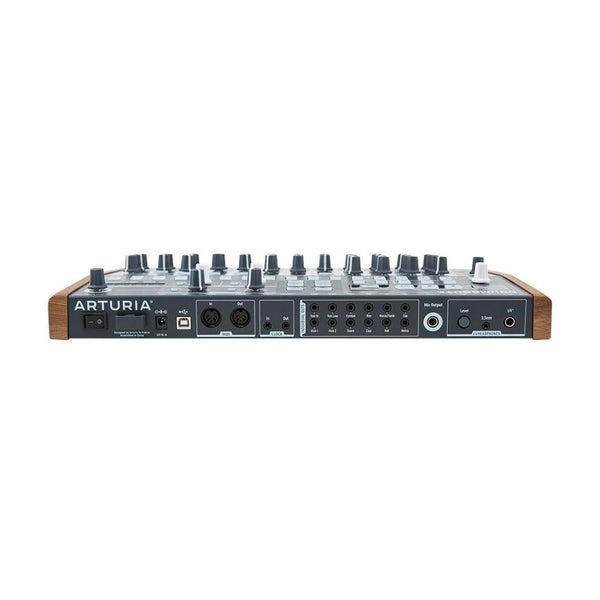 Arturia DrumBrute Analog Drum Machine, Black