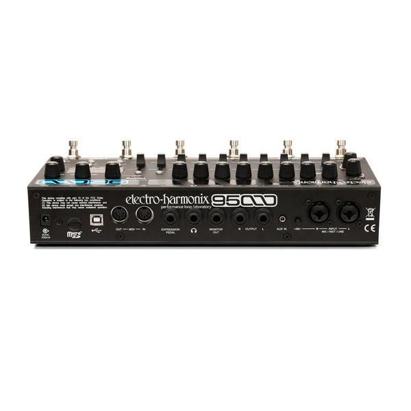 Electro-Harmonix 95000 Performance Loop Laboratory Looper