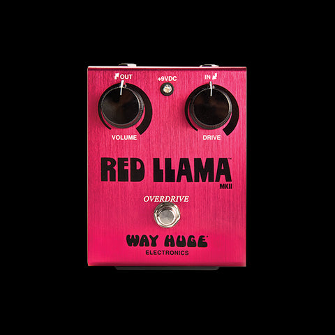 Way Huge Red Llama Overdrive