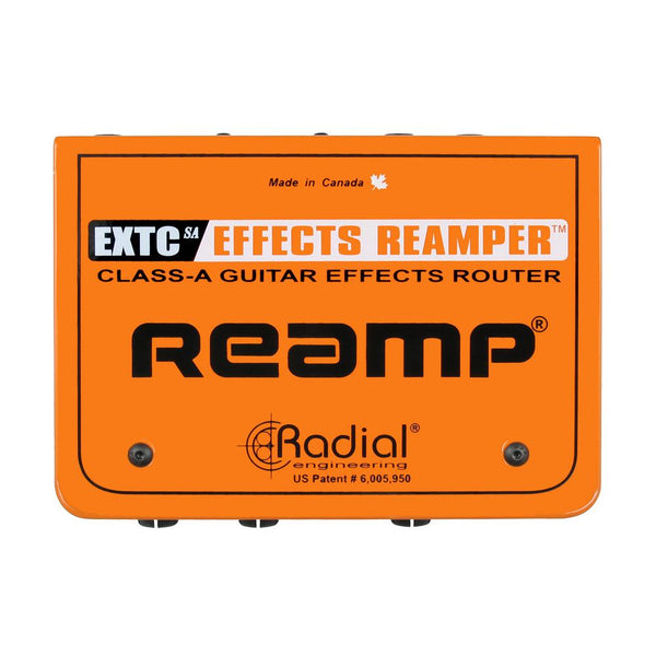 Radial EXTC-SA Stand Alone Guitar Effects Interface
