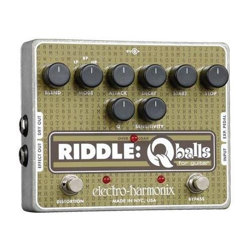 Electro-Harmonix Riddle: Q-Balls for Guitar Envelope Filter