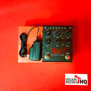 [USED] Digitech Trio+ Band Creator and Looper