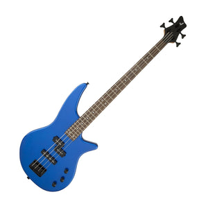 Jackson JS2 JS Series Spectra Bass, Metallic Blue