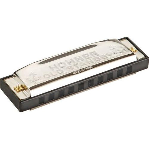 Hohner 34B-BX-C Old Standby Harmonica, Key of G