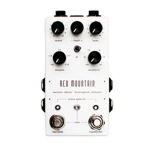 Swindler Effects Red Mountain V2 Tremolo
