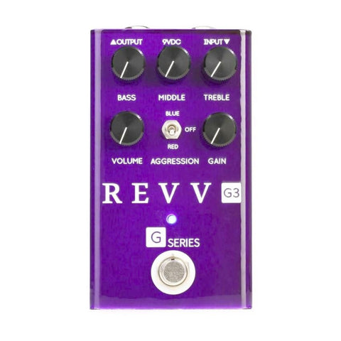 Revv Amplification G3 Distortion