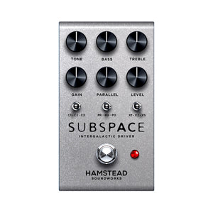 Hamstead Soundworks Subspace Intergalactic Driver Bass Overdrive
