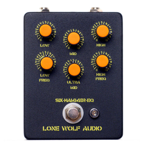 Lone Wolf Audio Six Hammer EQ