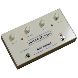 Carl Martin HeadRoom Real Spring Reverb