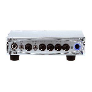 Gallien-Krueger MB-200 200W Ultra Light Bass Amplifier