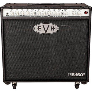 "EVH 5150III 1 x 12"" 50-Watt Tube Combo - Black"