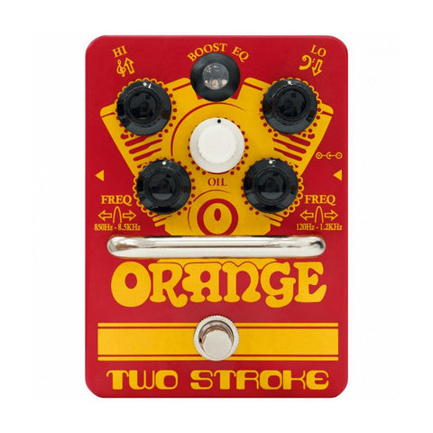 Orange Two Stroke Boost-EQ