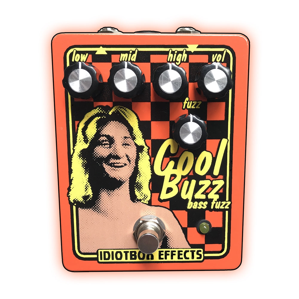 Idiotbox Cool Buzz Bass Fuzz