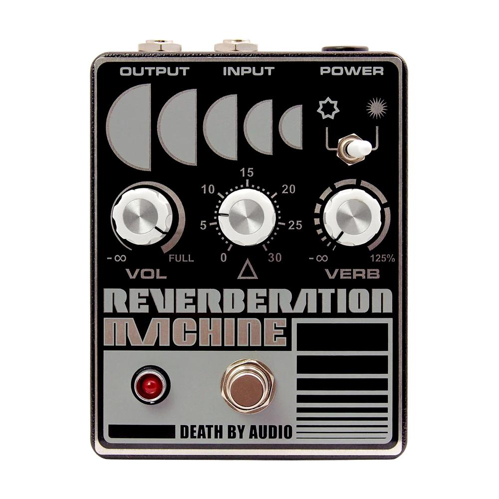 Death by Audio Reverberation Machine