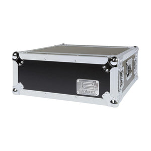 Roland RRC-4SP Black Series 4 Space Rackmount Road Case