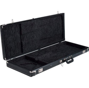 Fender Pro Series Stratocaster and Telecaster Case, Black