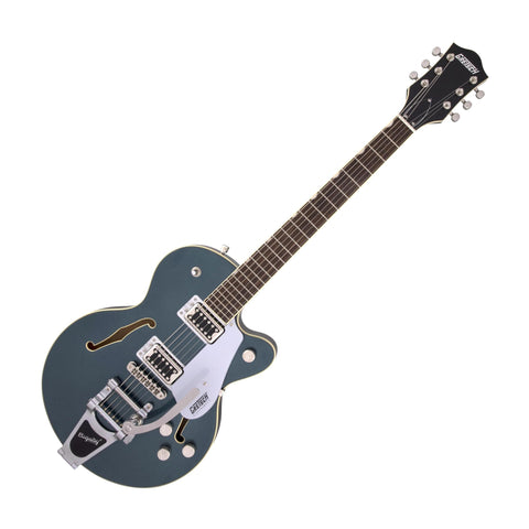 Gretsch G5655T Electromatic Center Block Jr. Single-Cut w/Bigsby, Dark Cherry Metallic