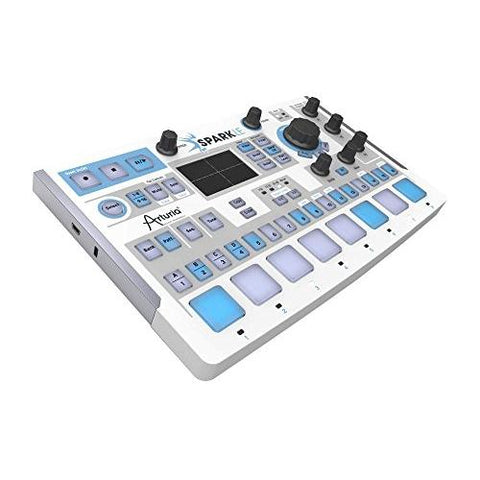 ARTURIA SPARKLE HYBRID COMPUTER DRUM MACHINE