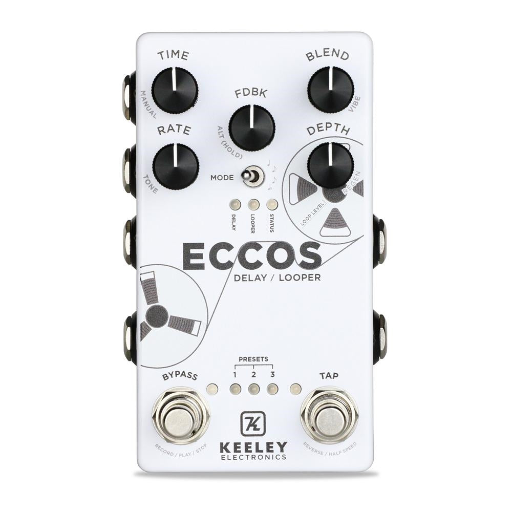 Keeley ECCOS Delay and Looper