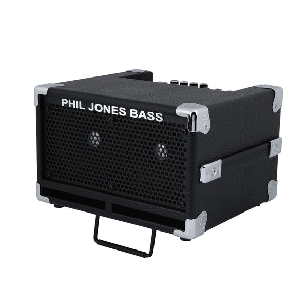 Phil Jones Bass BG-110B Bass Cub II 110 Watt Bass Combo Amplifier, Black