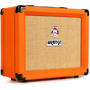 Orange Crush 20 1x8 20W Guitar Combo Amp, Orange