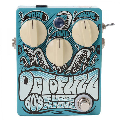 Dr.No Effects Octofuzz Octave Fuzz