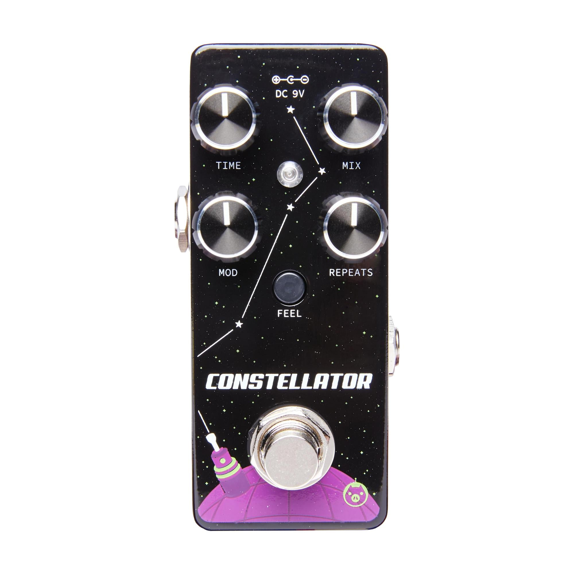 Pigtronix Constellator Modulated Analog Delay