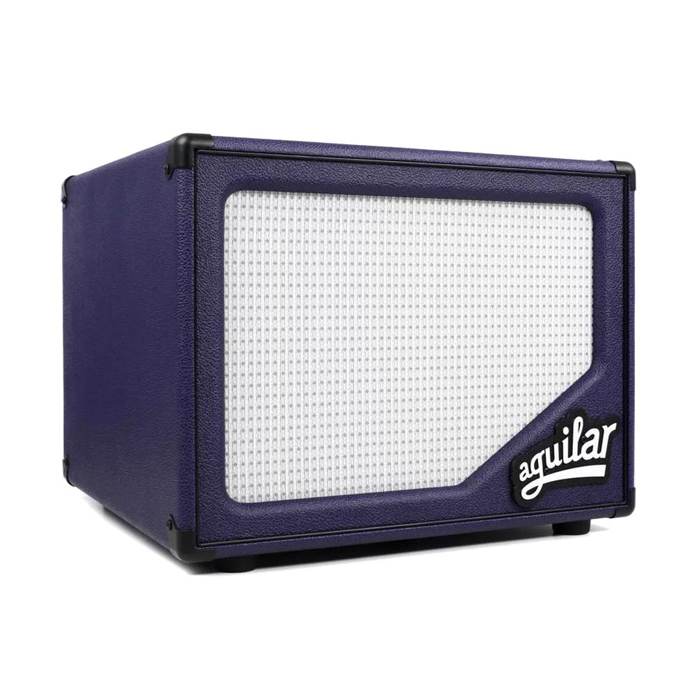 Aguilar SL 112 1x12 8 Ohm Bass Speaker Cabinet, 2020 Royal Purple (Limited Edition)