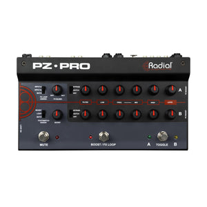 Radial PZ-Pro 2-Channel Acoustic Preamp
